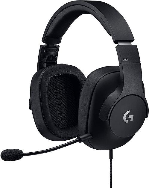 Logitech G Pro Gaming Headset 981-000719 with Pro Grade Mic