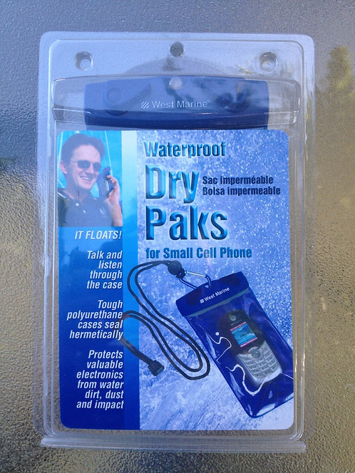 West Marine 7699754 Dry Pack Small Cell Phone