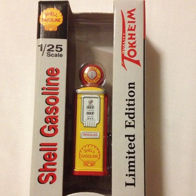 Gearbox 66209 Shell Gasoline 1/25 Scale LE Tokheim