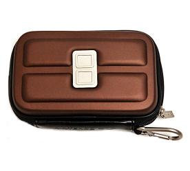 RDS Industries Brown Nintendo DS Game Case
