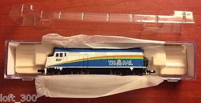 Life-Like N F40PH Loco 7641 Miami Tri-Rail #807