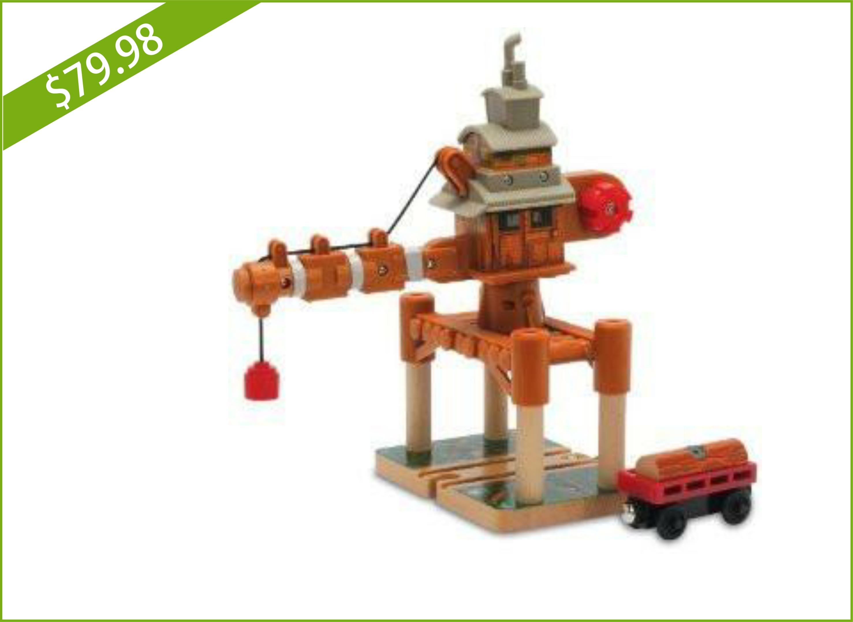 Thomas & Friends Wooden Rail