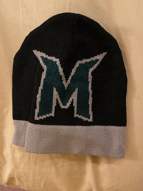Madison Mallards Logo'd Pullover Winter Cap