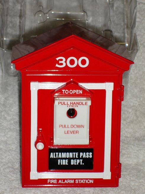 FIrst Gear 89-0258 Altamonte Pass Fire Alarm Bank
