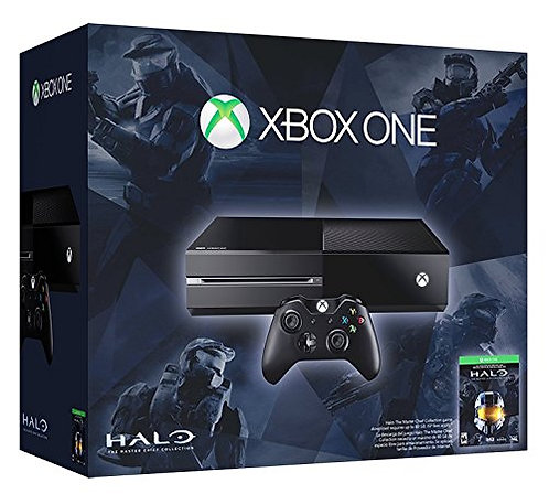 Xbox One Halo: The Master Chief Collection 500GB