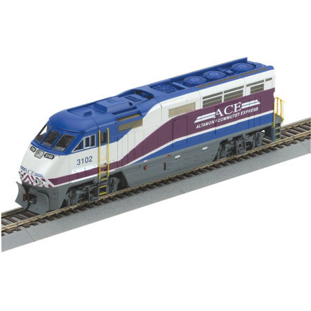 Athearn HO Altamont Commuter Express F59PHI #26305