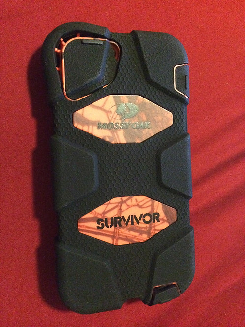 iPhone 5/5c/5s Survivor Case in Mossy Oak® Camo (B