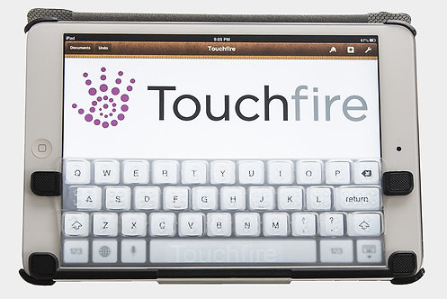 Touchfire iPad-Mini Keyboard Overlay