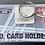 Thumbnail: Wisconsin WI ID Varsity Line UW ID Card Holder