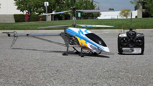 Colossus Gyro Metal 3.5ch RTF RC Helicopter