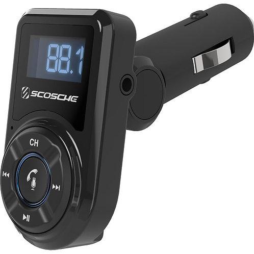 SCOSCHE BTFM3-SP Bluetooth Wireless Hands Free Car Kit w/Zippered Case