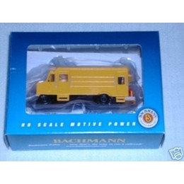 Bachmann 46204 HO Scale MOW Rail Detector Step Van