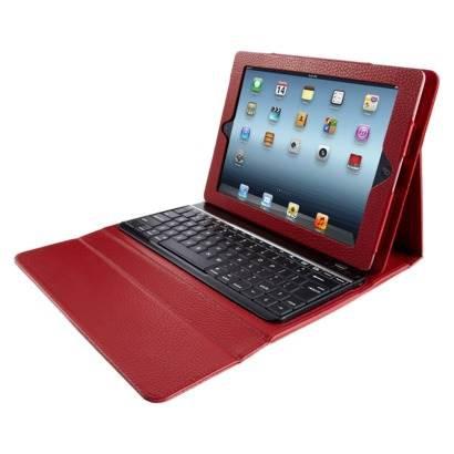 Brookstone Keyboard Portfolio Case for iPad 2 & 3
