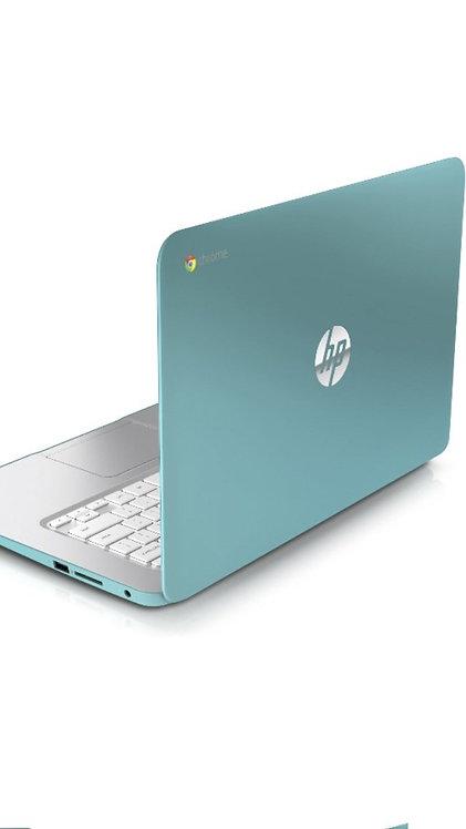 HP 14-q039wm Chromebook 14 (Turquoise)