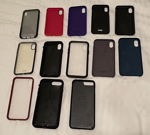 Miscellaneous Bakers Dozen Lot of 13 Iphone Cases