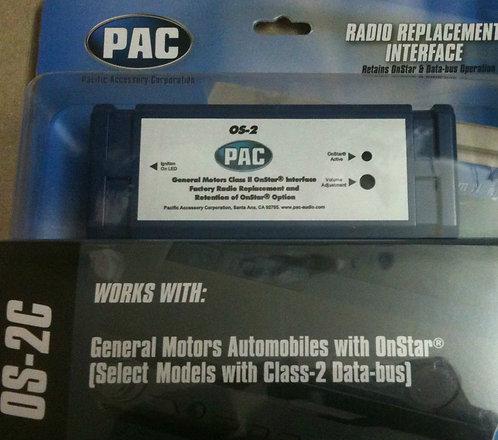 PAC OS-2C ONSTAR Radio Interface for GM w/o Bose