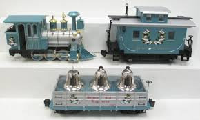 Lionel 8-81024 Silver Bell Express PARTED - NO BOX