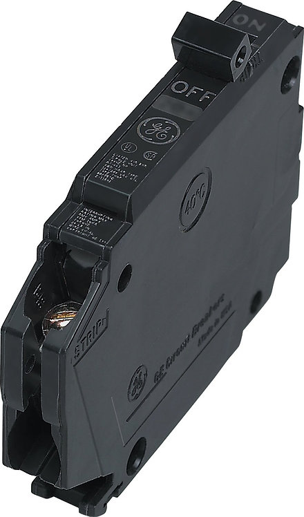 Lot of 4 GE THQP120 (20a) 120/240v SP Breaker