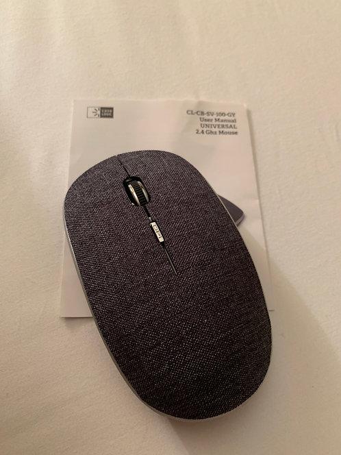 Case Logic CL-CB-SV-100-GY 2.4ghz Universal Mouse