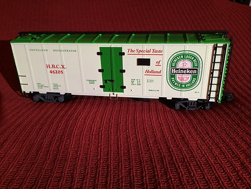 Aristocraft REA-46205 Reefer Car - Heineken