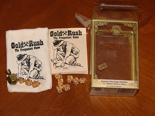 Gold Rush, The Prospectors Game