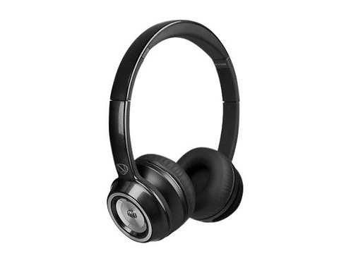 Monster NTUNE On-Ear Headphones Solid Black