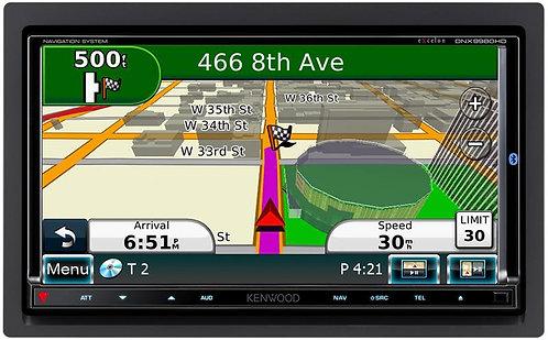 Kenwood eXcelon DNX9980HD GPS MultiMedia NAV Sys