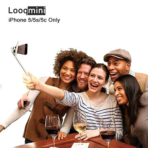 Looq Mini iPhone 5/ 5s/ 5c Remote Shutter