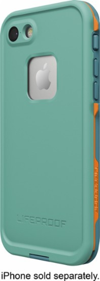 buy online 0d798 2083a LifeProof FRE Protective Case for Iphone 7 Teal