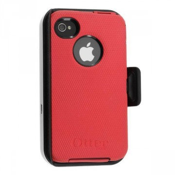 OtterBox iPhone 4S Defender Series Case & Holster