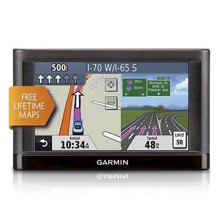 Garmin Nüvi 42LM 4.3-Inch GPS with Lifetime Maps