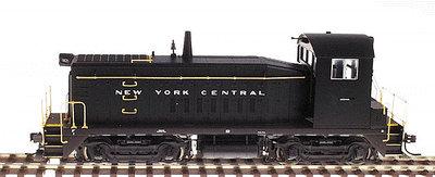 LifeLike N Scale 7954 SW8 Diesel Loco NYC #9608