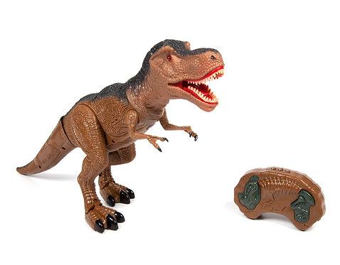 Dino World Remote Control T-Rex Tyrannosaurus Rex