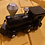 Thumbnail: Finished Wood Locomotive Train: 6L x 3W x 3H inches