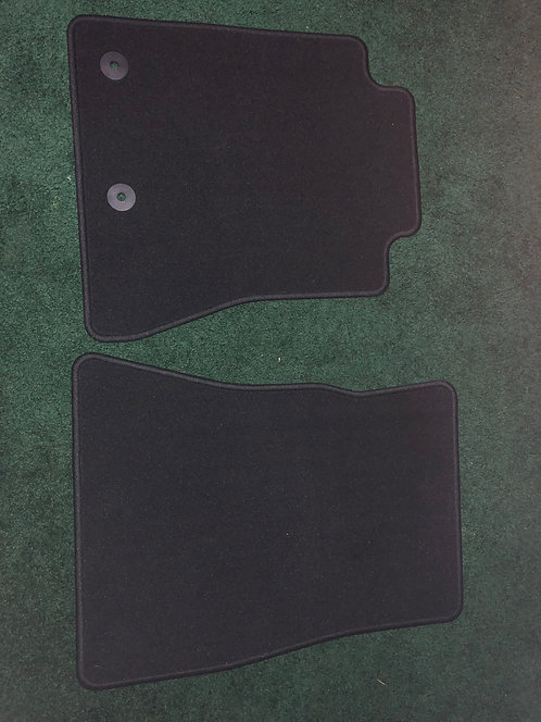 Ford Mustang 2457 2-piece Floor Mat Kit (one R/L)