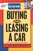 Buying or Leasing a Car by Jim Macpherson (2001)