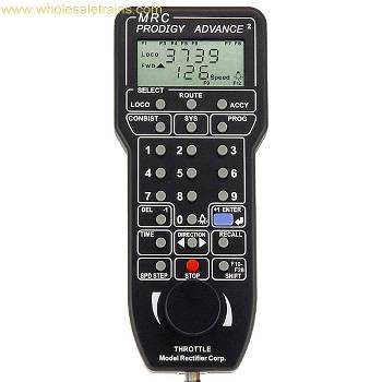 MRC Prodigy Advance 2 Squared - DCC Handheld