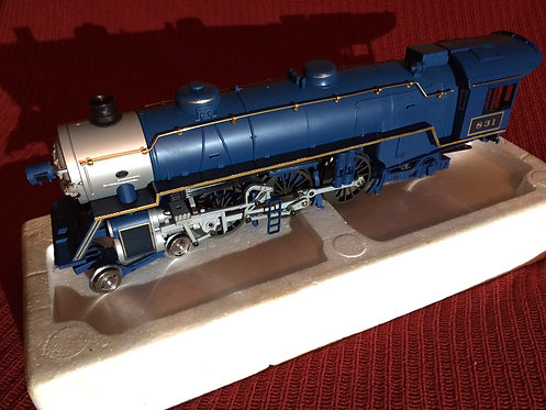 Aristocraft REA-21404 4-6-2 Pacific Steam Loco CNJ