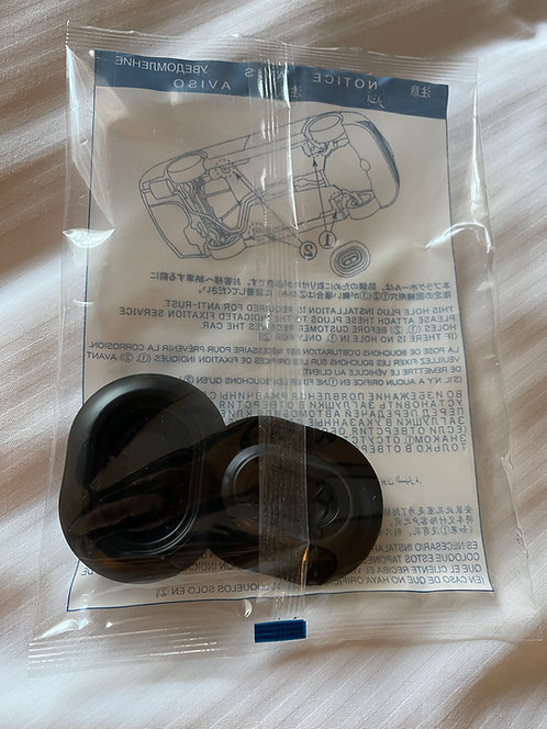 2020 (plus addl) Toyota Rav4 Anti-Rust Inhibitor Plugs (qty 2)