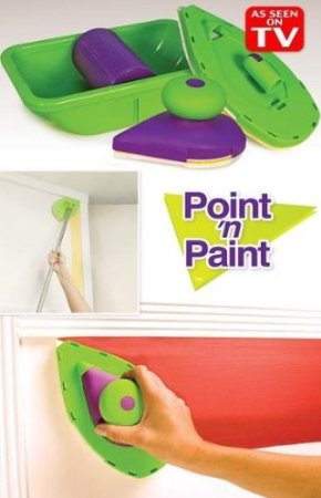 Point N Paint As Seen On TV (No Tape Just Point)