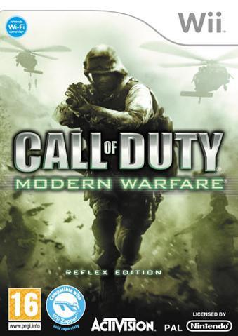 Call of Duty Modern Warfare: Reflex [Nintendo Wii]