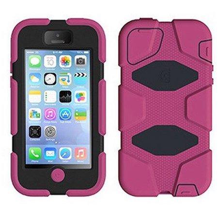 Griffin Survivor Case for Apple iPhone 5C, Pink