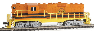 ATLAS N SCALE 48364 GP-9 DIESEL LOCOMOTIVE Buffalo