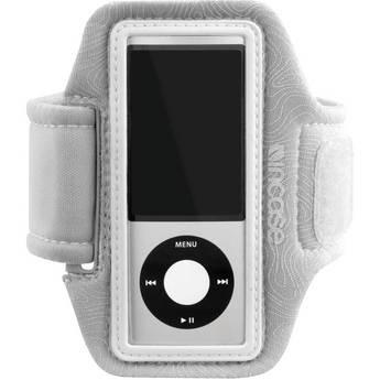 Incase CL56234 Sports Armband Nano 5 Gray & White