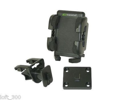 Bracketron Grip-iT GPS & Mobile Device Holder -Blk