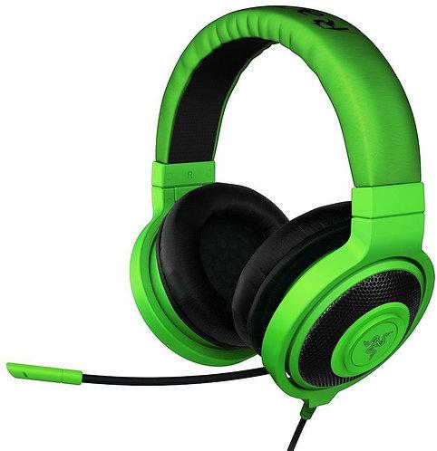Razer Kraken PRO Over Ear PC Headset - Green