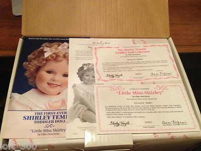 """""""Little Miss Shirley"""" The Shirely Temple Toddler D"""