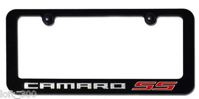 Elite Auto P076915 Paint-Matched Camaro Plate Fram