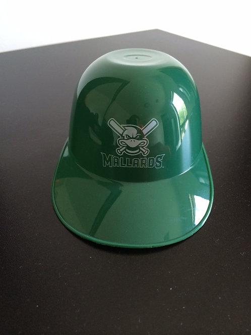 Madison Mallards Baseball Mini Ice Cream Helmet