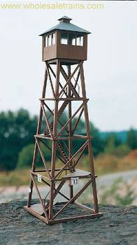 PIKO # 62222 Fire Post Lookout Tower (G Scale)